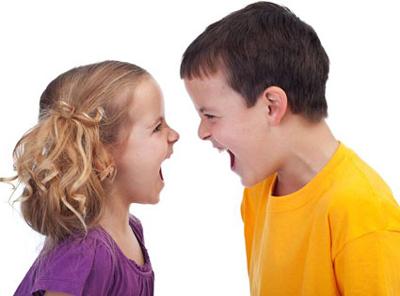علت دعوا کردن کودکان