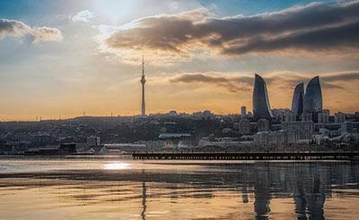 باکو, شهر باکو, جاهای دیدنی باکو