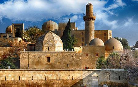 باکو,مسیر سفر به شهر باکو,جاذبه های گردشگری باکو