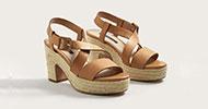 کفش اسپرت و صندل تابستانه زنانه