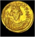 تصویر فوکاس بر سکه اش