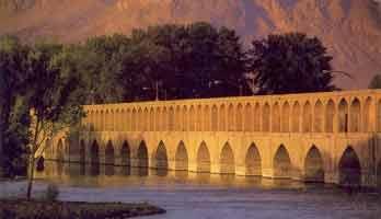 يکي از آثار تاريخي دوران صفوي در اصفهان