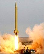آزمایش موشک سجیل