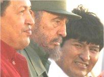 ملی شدن منابع طبیعی بولیوی