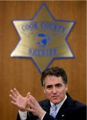 "Sheriff ""tom Dart"""