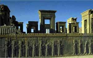 درباره مراسم نوروز سال 401 پیش از میلاد