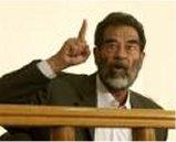 من، صدام رئیس جمهوری عراق