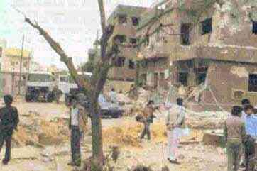 حمله هوایی آمریکا به ترابلس پایتخت لیبی