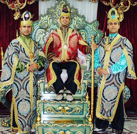سه برادر خداوردی, آهنگ های سه برادر خداوردی