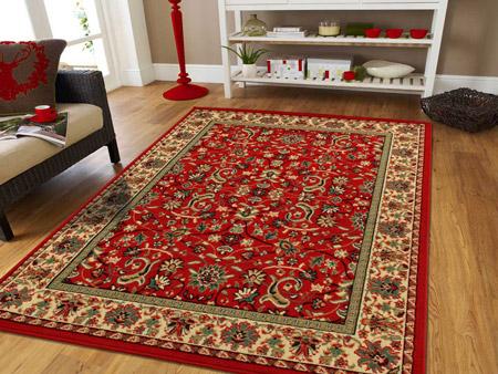 فرش مشهد, مزایای فرش مشهد,مواد اولیه فرش مشهد