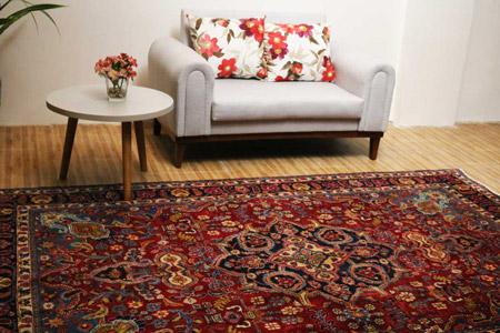 فرش مشهد, مزایای فرش مشهد, طراحی فرش مشهد