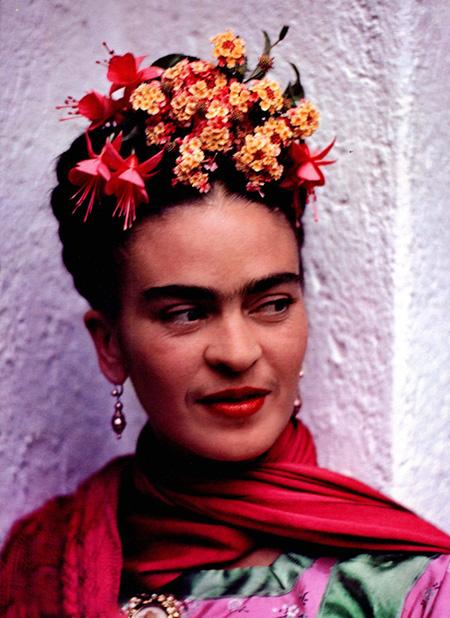 فریدا کالو تابلوی جنین رحم و خون , مشهورترین نقاش زن معاصر