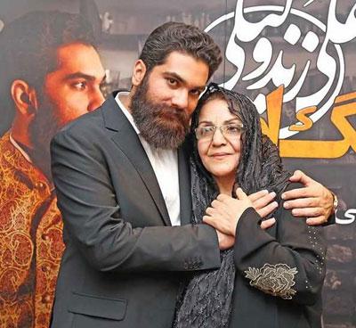 مصاحبه جذاب علی زند وکیلی