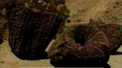 طریقه ی ساخت سبد بافی سنتی , هنرهای دستی و سنتی