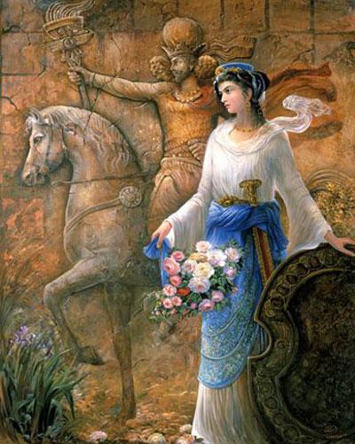 وضعیت اجتماعی زن در ایران باستان , ایران باستان