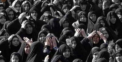 چایینه زنان عزاداری مردم ایلام در ماه محرم, آداب و رسوم محرم