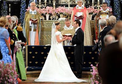 آداب و رسوم ازدواج در اروپای غربی, آداب و رسوم ازدواج