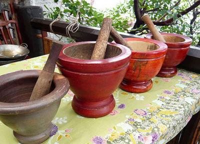 هنرهای سنتی , ظرفی سنگی