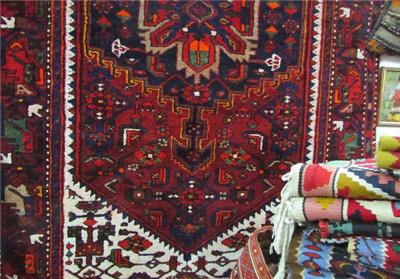 فرش دستبافت , قالی پشمی زنجان
