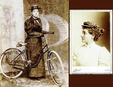 ماجراجوترین زنان, زنان معروف تاریخ