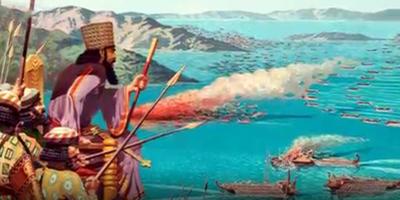 تاريخ نويسان يونان, معبد آرتمیس