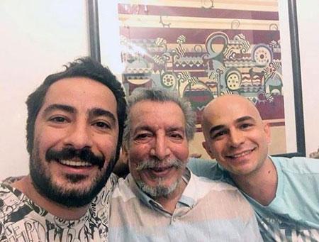 مجید حبیبی کله کدو, عکس های مجید حبیبی