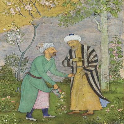 اشعار بوستان سعدی, نثر بوستان سعدی