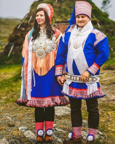 لباس سنتی ایرانی, لباس سنتی کره