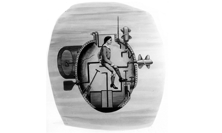 عکس زیردریایی, بزرگترین زیردریایی جهان
