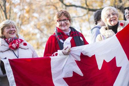 آداب و رسوم مردم کانادا