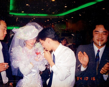رسم عجیب ازدواج, رسم عجیب و باحال عروسی