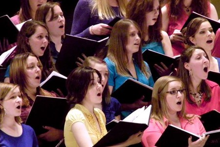 سرود گروه کر, گروه کر قدیمی, گروه کر ایران