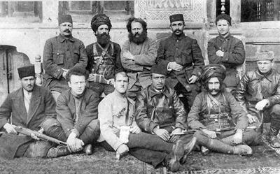 مبارزات میرزاکوچک خان جنگلی, شکست نهضت جنگل