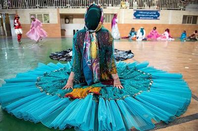 لباس محلی مردم شیراز, لباس سنتی شیراز