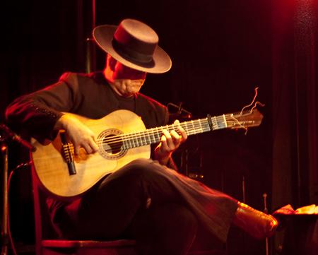 آموزش مقدماتی گیتار فلامنکو, آموزش گیتار فلامنکو
