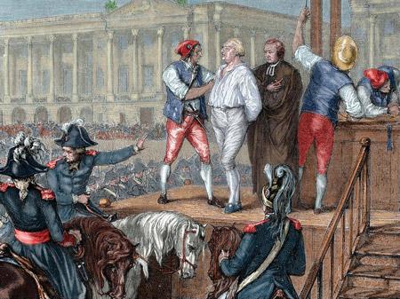 انقلاب فرانسه,انقلاب کبیر فرانسه ,چرا انقلاب فرانسه از بین رفت