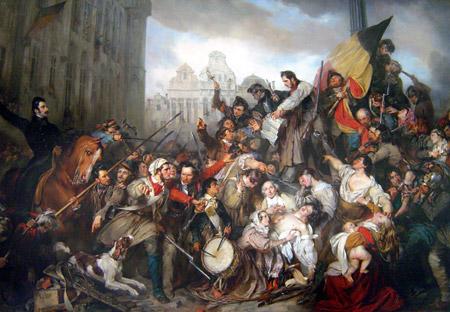 انقلاب فرانسه,انقلاب کبیر فرانسه ,عوامل مؤثر در وقوع انقلاب فرانسه