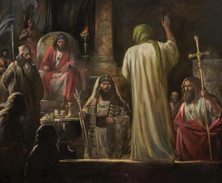 حسن روح الأمین,حسن روح الأمین نقاش ایرانی ,زندگینامه حسن روح الأمین