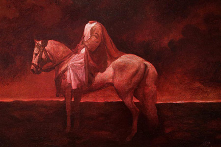 حسن روح الأمین,حسن روح الأمین نقاش ایرانی ,زندگینامه حسن روح الأمین نقاش ایرانی