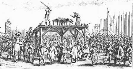 تاریخ و تمدن , روش های اعدام در طول تاریخ