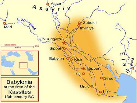 طوایف باستانی کوهنشین, باستانشناسان