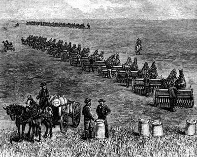 تاریخچه کشاورزی در ایران, تاریخ و تمدن