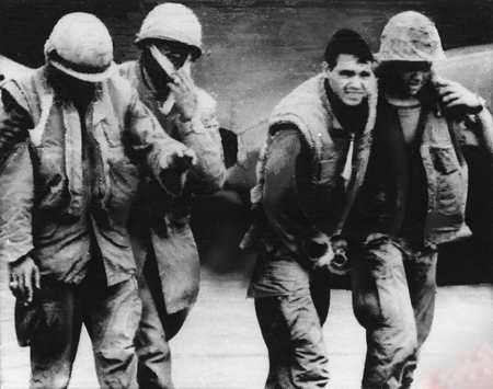 تصاویر کمتر دیدهشده از جنگ ویتنام