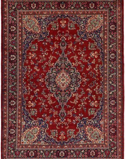 قالیهای مود, قالیبافی