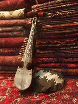 سبک های موسیقی افغانستان, موسیقی سنتی افغانستان
