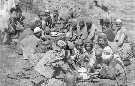 غذاهای اصلی ایرانیان در دوره قاجار, دوره قاجار