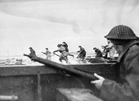 نبردهای جنگ جهانی دوم, نبرد نرماندی جنگ جهانی دوم, اسرار و حقایق نبرد نرماندی