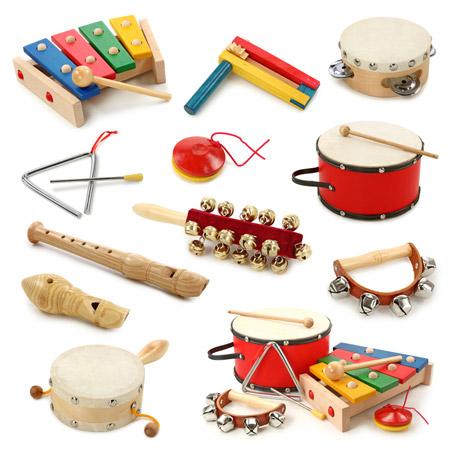 موسیقی ارف, موسیقی ارف چیست, سازهای مورد استفاده در موسیقی ارف