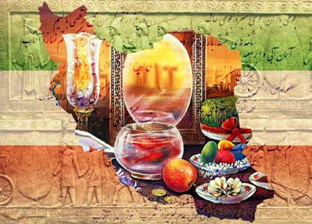 آئینهای نوروز در زمان قاجار, نوروز در دربار صفوی