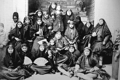طلاق در دوره قاجاريه, مهریه قاجار